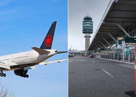احتمال ورشکستگی خطوط هوایی کانادا