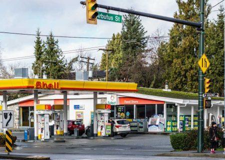 جهش قیمت بنزین در مترو ونکوور