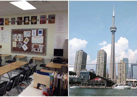 برنامه جدید مدارس تورنتو ارائه شد