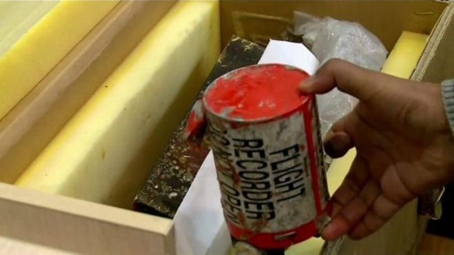 جعبه سیاه هواپیمای اوکراینی خوانده شد