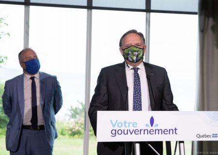 استفاده از ماسک در مکانهای سر پوشیده کبک الزامی شد