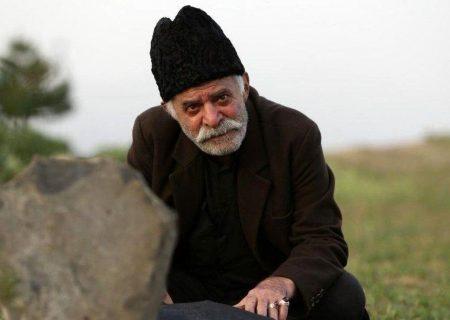 سیروس گرجستانی بازیگر مشهور ایرانی به دیار باقی شتافت