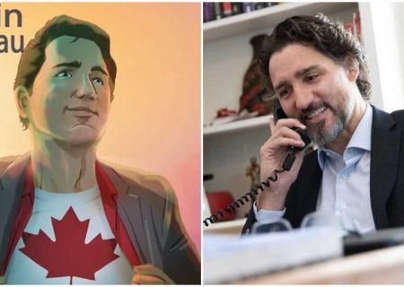 جاستین ترودو، سوپرمن کانادایی