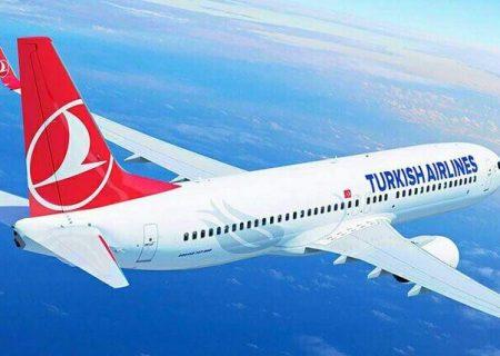 پروازهای ترکیشايرلاينز دوباره به تعویق افتاد