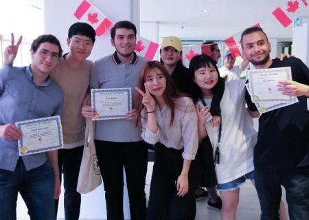 آموزشگاههای زبان کانادا، زبانآموز خارجی میپذیرند