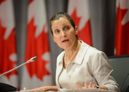 جنگ تعرفهای کانادا با آمریکا