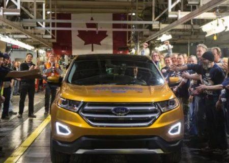 شرکت فورد خودروهای معیوب را تعمير ميكند