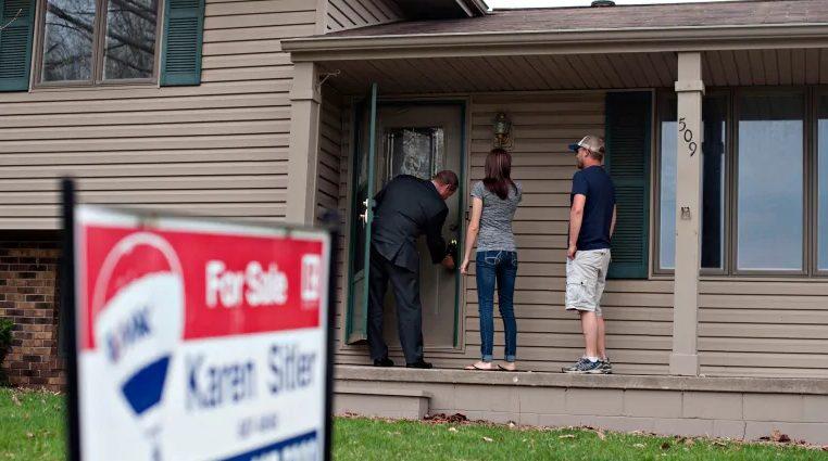 فروش مسکن در کانادا ركورد زد