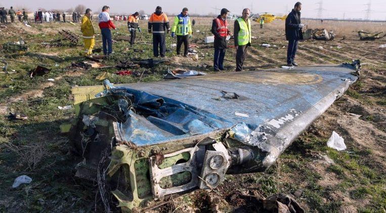 واکنش کانادا به خوانش جعبه سیاه هواپیمای اوکراینی