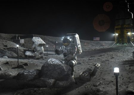 ۱۶ میلیارد دلار، هزینه فرود در ماه