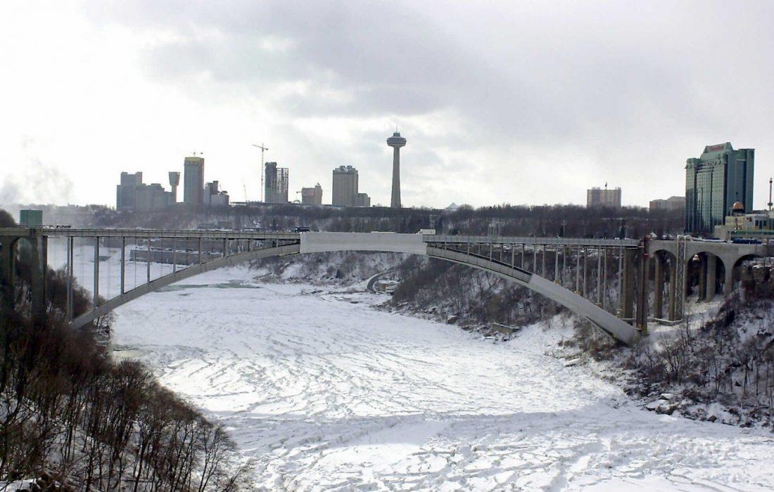 جنوب انتاریو این هفته برفی میشود