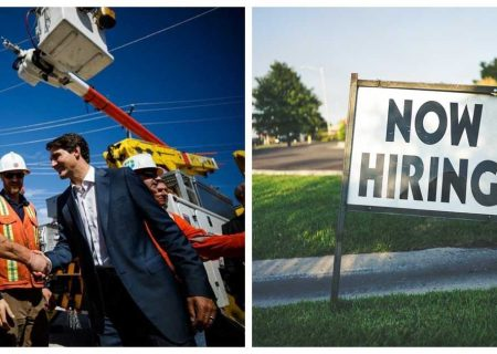 برنامه ترودو برای ایجاد ۶۰ هزار شغل