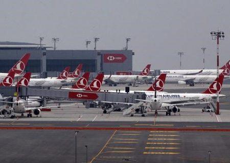 پروازهای ترکیش- تبریز از سرگرفته شد