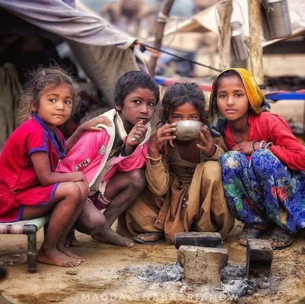 روز جهانی ریشهکنی فقر