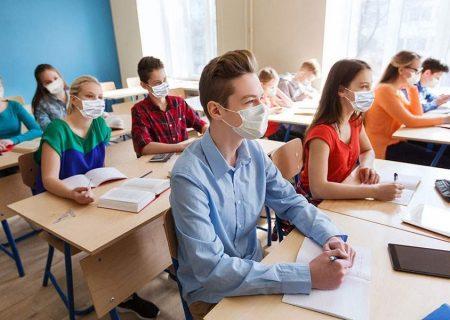 ماسک در مدارس کبک اجباری شد