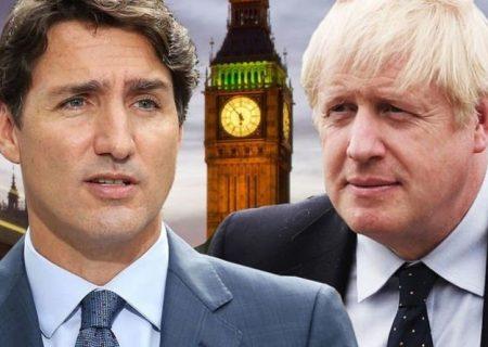 پایان مذاکرات تجاری کانادا و بریتانیا پس از برگزیت