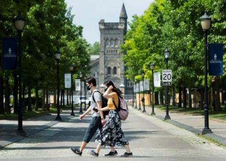 افزایش دانشجویان پارهوقت در دانشگاههای کانادا