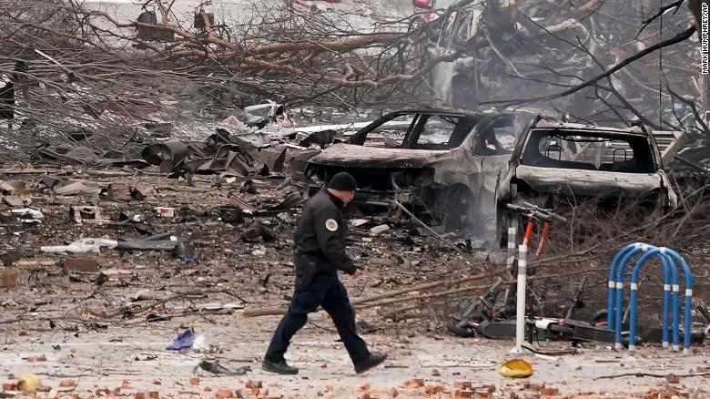 انفجار در نشویل حادثهای عمدی است