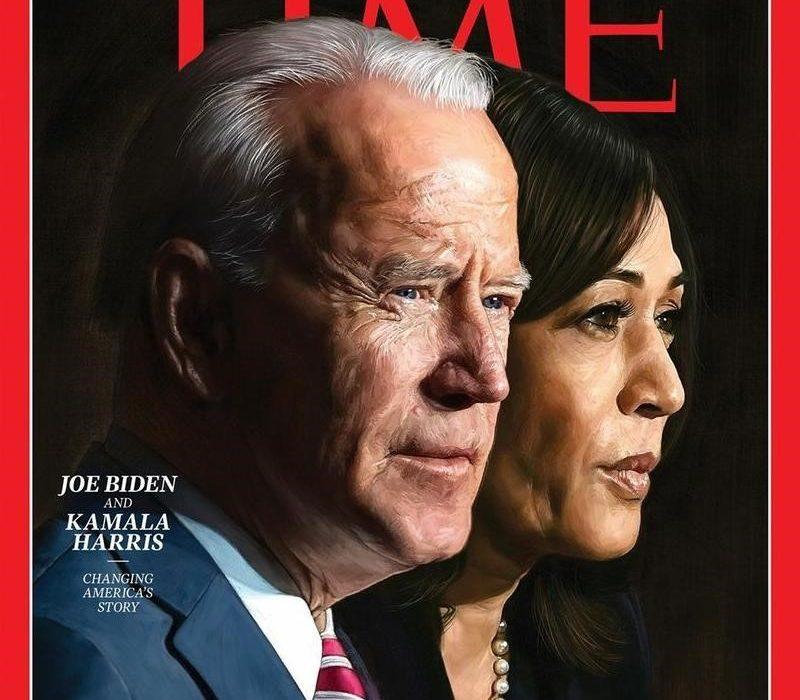 شخصیت سال از نگاه مجله تایم