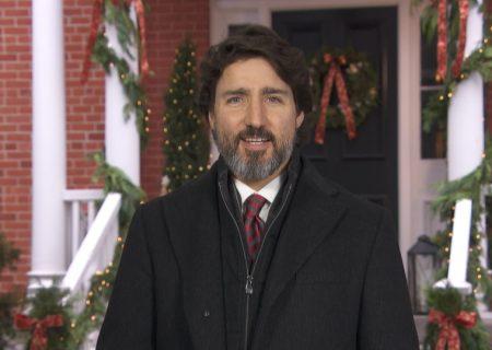 ترودو:کریسمس مبارک، بهار در راه است