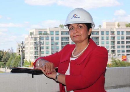 مهمترین نشان افتخار برای یک زن ایرانی-کانادایی