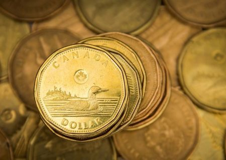 ارزش دلار کانادا بالا رفت