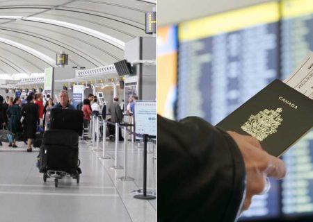جریمه ۲۰۰۰ دلاری برای مسافران هوایی بدون ماسک