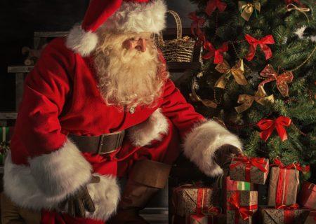 بابانوئل از کجا آمده است؟