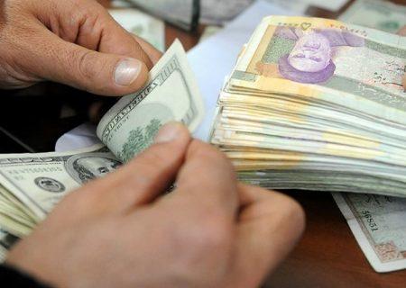 ادامه صعود نرخ آزاد دلار آمریکا و یورو