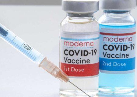 تأثیر واکسن مدرنا بر گونههای جهشیافته کرونا