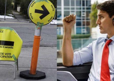 ترودو: برگزاری انتخابات در راستای منافع ما نیست