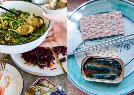فراخوان جمع آوری غذاهای آلوده دریایی