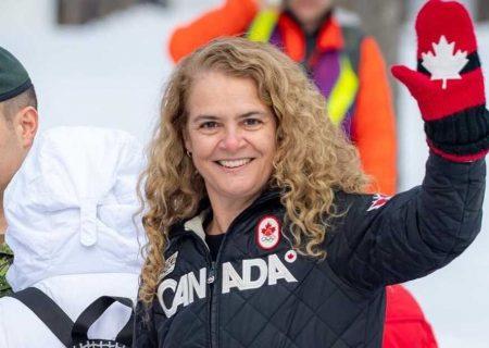 فرماندار کل کانادا استعفا کرد