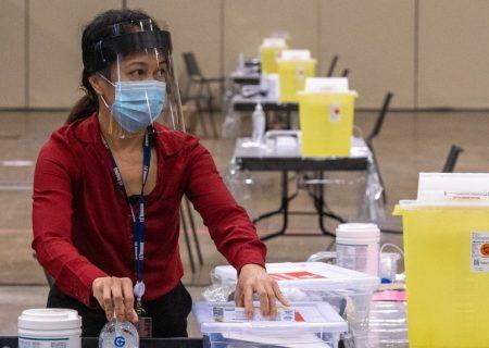 اعلام فهرست کلینیک واکسیناسیون در تورنتو