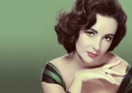 الیزابت تیلور؛ زیبای افسانهای
