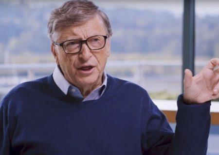 بیل گیتس: بحران تغییرات اقلیمی دشوارتر از کروناست