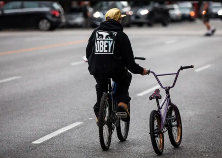 دزدان دوچرخه در ونکوور