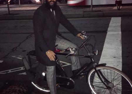 دوچرخه جاگمیت سینگ دزدیده شد