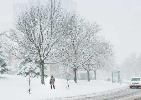 هفتهای برفی در انتاریو