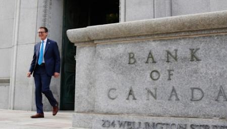 بانکمرکزی کانادا نرخ بهره را بالا نمی برد