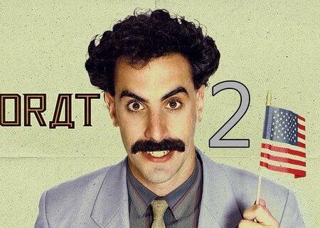 بورات ۲ به گینس پیوست