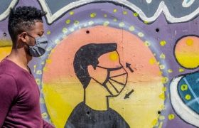 گزیدهای از دیوارنگاریهای کرونایی در سراسر جهان