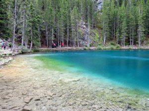 مسیر دریاچه Grassi