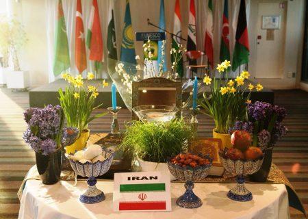 رنگ و بوی نوروز بر در و دیوار قزاقخانه