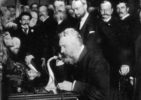 ۱۴۵سال از نخستین تماس تلفنی گذشت