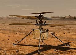 اولین بالگردی که در مریخ به پرواز درآمد