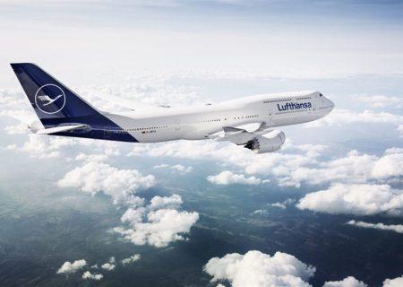 از سرگیری پروازهای لوفتهانزا به ایران