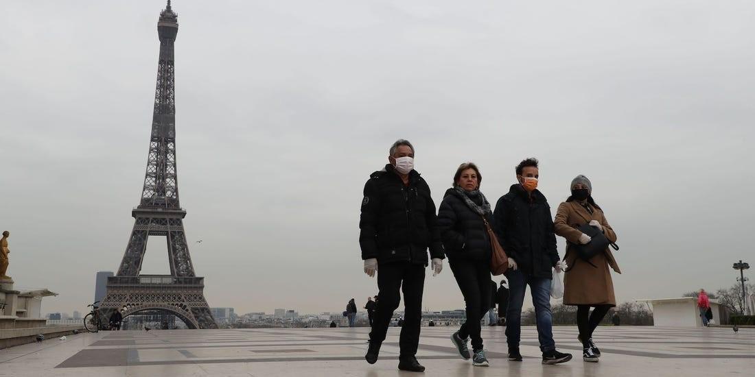 امکان سفر گردشگران آمریکایی به اتحادیه اروپا