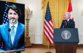 بایدن: به کانادا کمک میکنیم