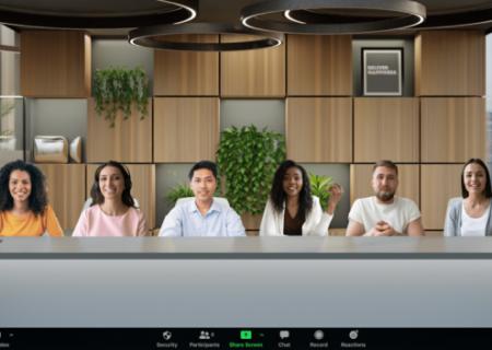 تجربه جلسات واقعی با Zoom